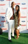 Finese Mitchell and Date 'Who's Your Caddy!' Premiere...
