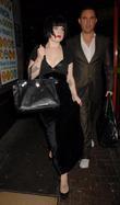Kelly Osbourne and Matthew Williamson