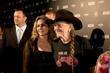 Willie Nelson and Annie Nelson
