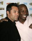 Oscar de La Hoya and Tyrese