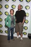 Seth Green and Hugh Sterbakov