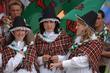 A Welsh contingent