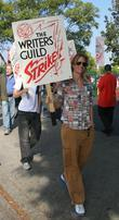 Writers Guild Of America On Strike! Film