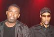 GZA, Inspectah Deck of Wu-Tang Clan