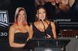 Ashley Massaro and Maria Kanellis Press conference at...