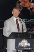 Vince McMahon and Hard Rock Cafe Times Square