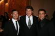 Ryan Seacrest, Tony Griffin and Ty Treadway