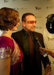 Ashley Judd and Bono