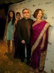 Padma Lakshmi, Ashley Judd and Bono