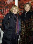 Shirley Knight and Kaitlin Hopkins