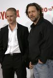 Ben Foster and Russell Crowe