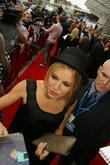 Sienna Miller and The Edge