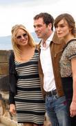 Sienna Miller, Matthew Rhys and The Edge