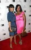 Amerie Rogers and Tichina Arnold Fashion Designer Nanette...