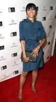 Amerie Rogers, Fashion Designer Nanette Lepore, hosts Fashion...