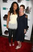 Alicia Keys and Terri Augello