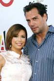 Eva Longoria and Cristian De La Fuente