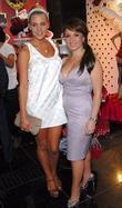 Danielle Lloyd and Jacqueline Gold