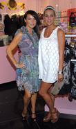 Liz Cundy and Danielle Lloyd