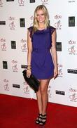 Sara Paxton Apple Lounge Grand Opening - Arrivals...