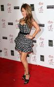 Tila Tequila Apple Lounge Grand Opening - Arrivals...