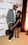 Baron Davis, Tichina Arnold, Planet Hollywood