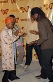 Angelique Kidjo and her band Attends the Batonga...