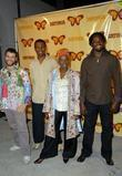 Angelique Kidjo and her band Attend the Batonga...