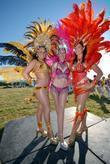 Cornish Samba Dancers