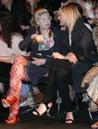 Vivienne Westwood and Kim Cattrall