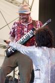 The Mighty Boosh, Julian Barratt of The Mighty Boosh and The Big Chill
