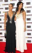 Alicia Keys and Padma Lakshmi