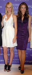 Gwyneth Paltrow and Estee Lauder