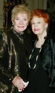 Polly Bergen and Arlene Dahl