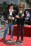 Kix Brooks, Star On The Hollywood Walk Of Fame and Walk Of Fame