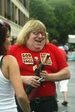 Bruce Vilanch Was The Grand Marshall For The Annual Capital Pride Parade