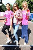 Alesha Dixon, Lisa Snowdon and Lady Victoria Hervey