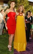 Kate Walsh and Rebecca Gayheart