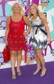 Vanessa Feltz and Allegra Feltz