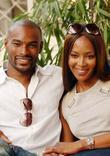 Naomi Campbell and Tyson Beckford