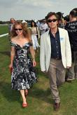 Richard Hammond Cartier International Polo tournament held a...