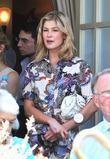 Rosamund Pike Cartier International Polo tournament held a...