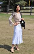 vanessa mae cartier international polo tournament h