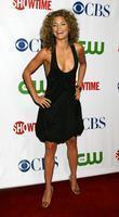 AnnaLynne McCord arriving at the CBS TCA Summer...