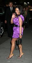 Lil Kim and Cfda Fashion Awards