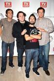 Zachary Levi, Gomez and Joshua Gomez