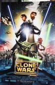 Movie Poster 'Star Wars: The Clone Wars' characters...
