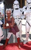 Character Ahsoka Tano 'Star Wars: The Clone Wars'...