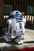 R2D2 'Star Wars: The Clone Years' premiere at...