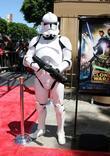 Storm Trooper 'Star Wars: The Clone Years' premiere...